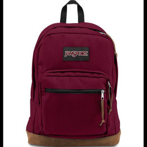 JanSport Right Pack Idaho Red NWT